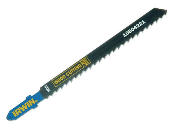 Wood Jigsaw Blades Pack of 5 T144D