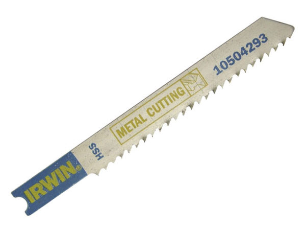 U123X Jigsaw Blades Metal Cutting Pack of 5