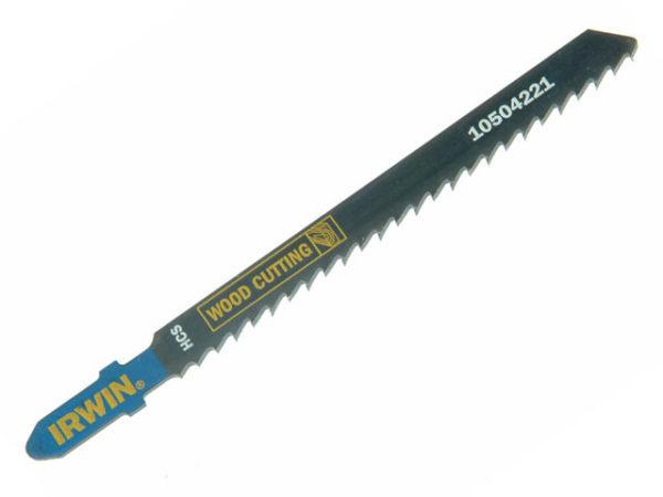 Wood Jigsaw Blades Pack of 5 T144DP