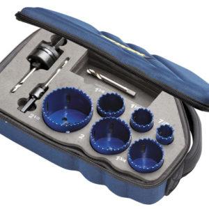 Bi-Metal Holesaw Kit 600L