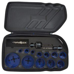 Bi-Metal Holesaw Kit 1200 SE