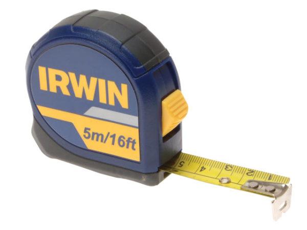 Standard Pocket Tape 5m/16ft (Width 19mm) Carded