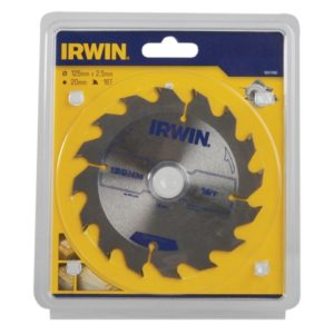 Construction Circular Saw Blade 125 x 20mm x 16T ATB