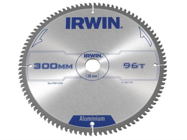 Professional Aluminium Circular Saw Blade 300 x 30mm x 96T TCG