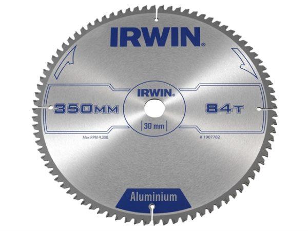 Professional Aluminium Circular Saw Blade 350 x 30mm x 84T TCG
