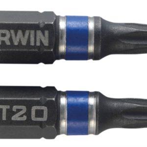 Impact Screwdriver Bits TORX TX20 25mm Pack of 20