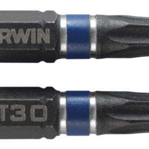 Impact Screwdriver Bits TORX TX30 25mm Pack of 20