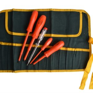 Insulated Screwdriver Set of 5