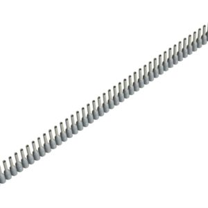 Wire End Sleeves 0.75 x 8mm Grey 500 Piece