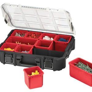 10 Compartment Pro Organiser