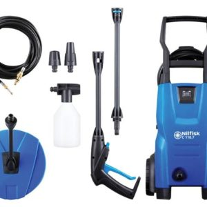 C110.7-5 PCD X-TRA Pressure Washer with Patio