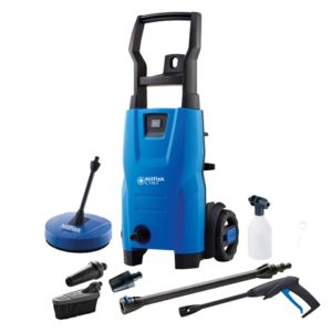 C110.7-5 PCA X-TRA Pressure Washer with Patio Cleaner & Brush 110 bar 240V