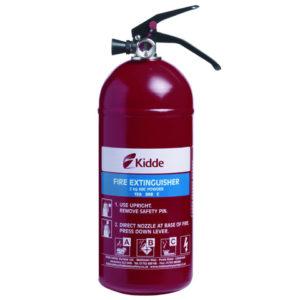 Fire Extinguisher Multipurpose 2.0kg ABC