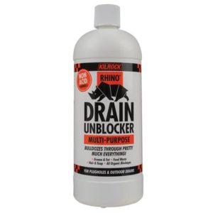 Rhino Drain Unblocker 1 Litre