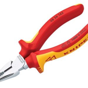 VDE High Leverage Needle Nose Pliers 145mm