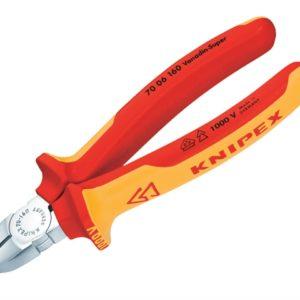 VDE Diagonal Cutter 140mm
