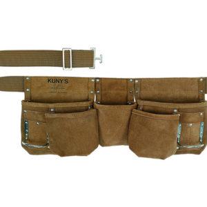 AP-622A Carpenter's Apron Split Grain Leather