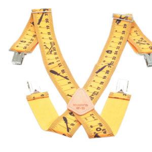 SP-15Y Yellow Tape Measure Braces 2in Wide
