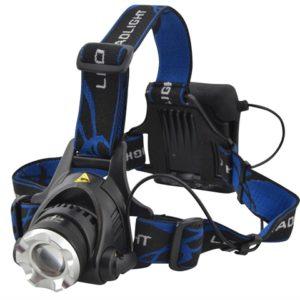 LED Zoom Headlight 3W Cree 120 Lumens