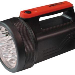 8 LED Spotlight with 6V Battery 996