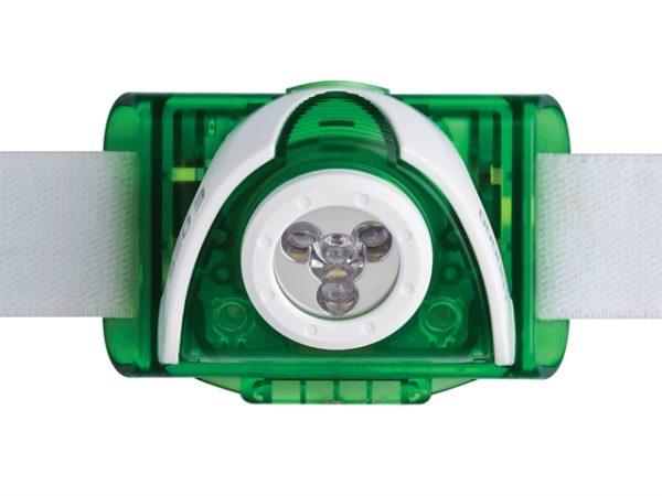 SEO3 LED Headlamp - Green (Test-It Pack)