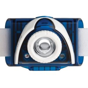 SEO7R Rechargeable LED Headlamp - Blue (Test-It Pack)