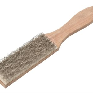 Steel File Cleaning Brush 250mm