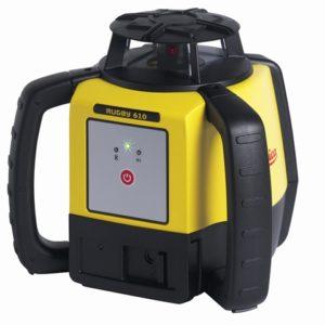 Rugby 610 Rotating Laser Basic Alkaline