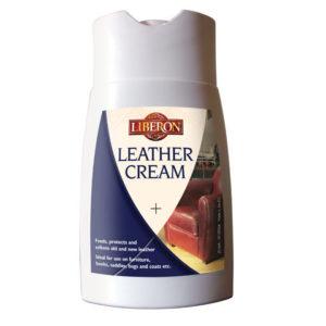 Leather Cream Dark Brown 150ml