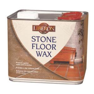 Stone Floor Wax 2.5 Litre
