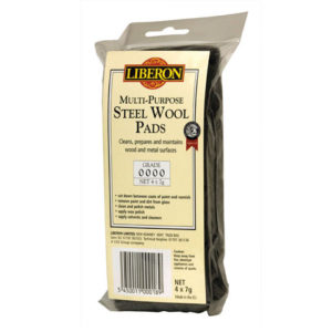 Steel Wool Grade 0000 (4x7g)