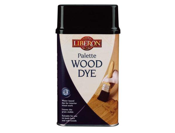 Palette Wood Dye Medium Oak 5 litre