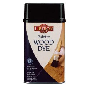 Palette Wood Dye Dark Oak 250ml