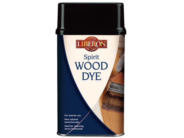 Spirit Wood Dye Dark Oak 250ml