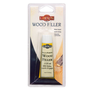 Wood Filler Mahogany 125ml