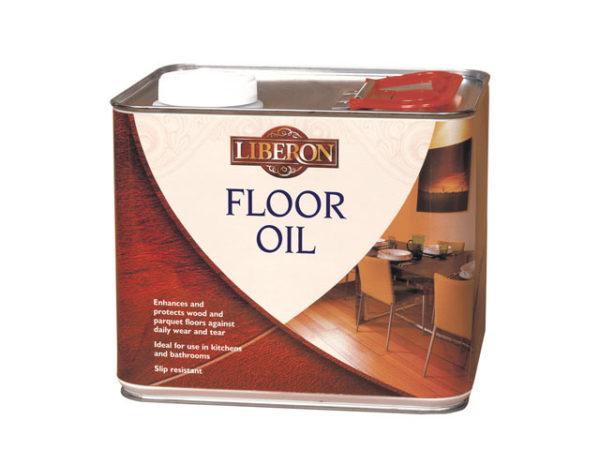 Wood Floor Oil 2.5 litre