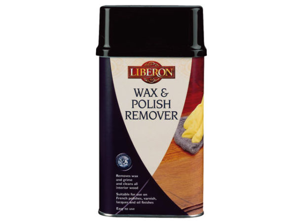 Wax & Polish Remover 1 litre