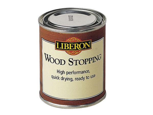 Wood Stop Medium Oak 125ml