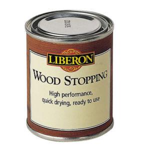 Wood Stop Neutral 125ml