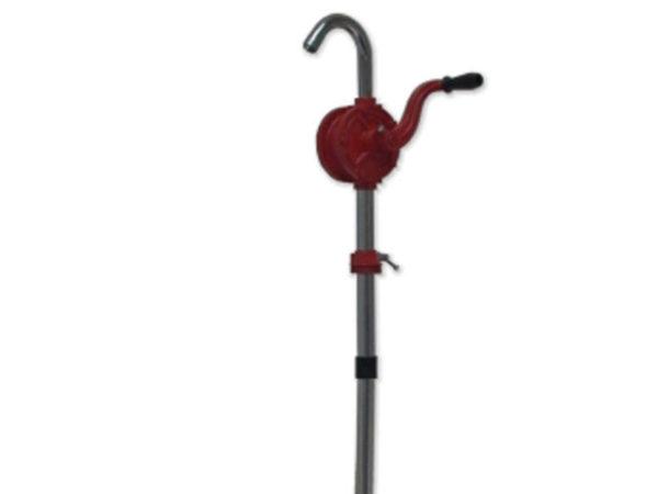 Cast Iron Rotary Barrel Pump