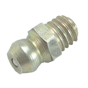 HMM8/125 Hydraulic Nipple Straight 8mm