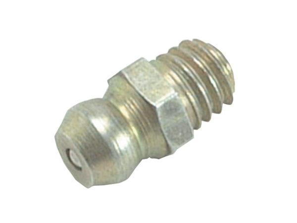 HMM8/125 Hydraulic Nipple Straight 8mm