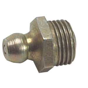HF6 Hydraulic Nipple Straight 3/8 BSF