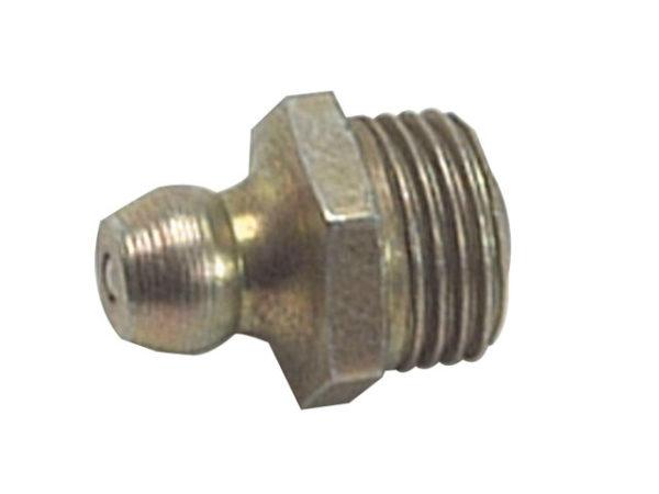 HW4 Hydraulic Nipple Straight 1/4 Whitworth