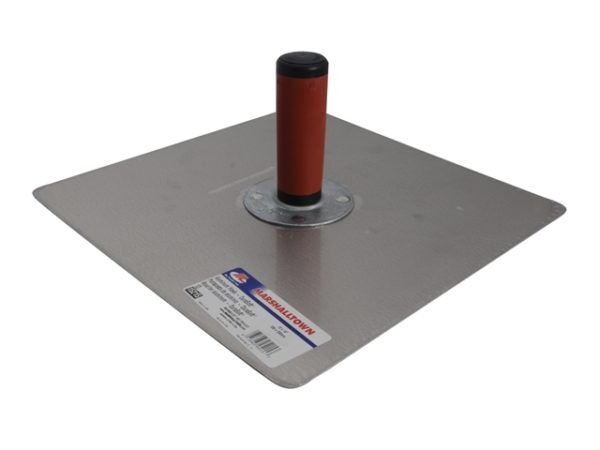 M2D Aluminium Plasterer's Hawk DuraSoft® Handle 338 x 338mm (13.5 x 13.5in)