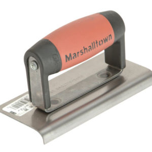 M36D Cement Edger Straight End DuraSoft® Handle 6 x 3in