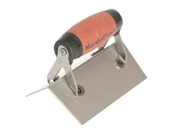 67SSD Stainless Steel External Corner Trowel Square DuraSoft® Handle