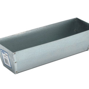 M813 Galvanised Plaster Pan 300mm (12in)