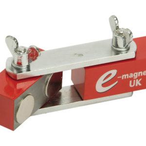 920 Weld Clamp Magnet 128 x 25 x 57mm