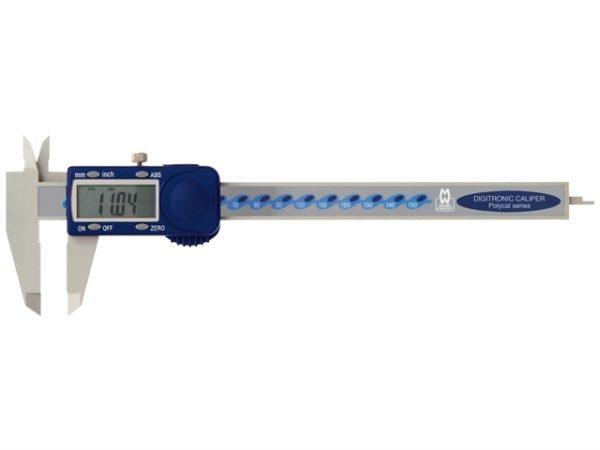 Polycarbonate Digital Caliper 150mm (6in)